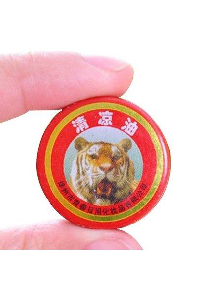 Tijger Balm (rood) 3gr (3 stuks 9 gram)