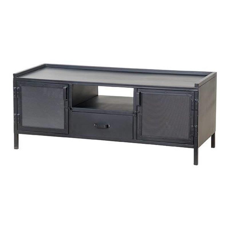 Eleonora TV meubel Industrieel - 2drs. 1 lade