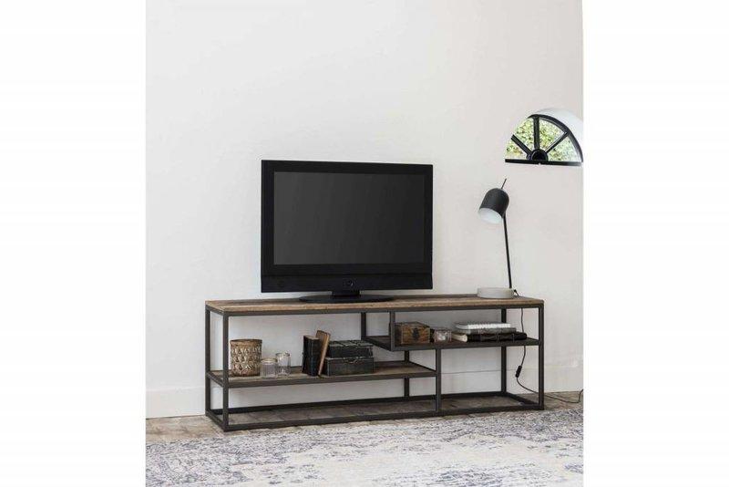 D-Bodhi TV meubel Tuareg No.1, open vakken, M (150 cm)