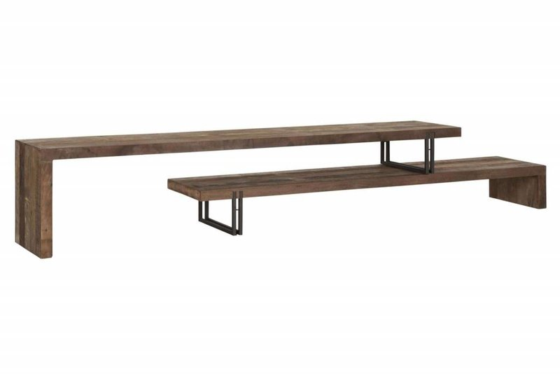 D-Bodhi TV meubel Tuareg, 2 planken, verlengbaar