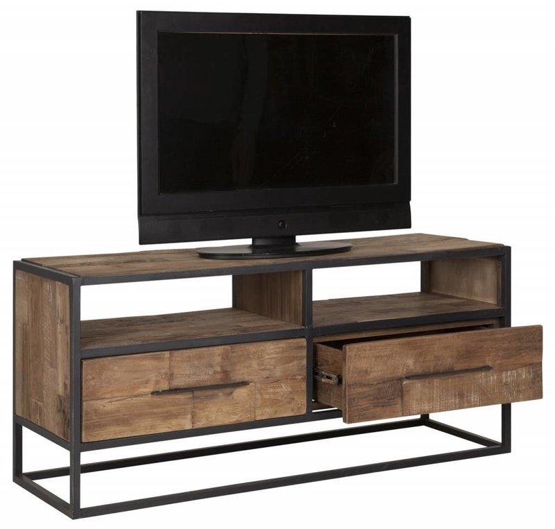 D-Bodhi TV meubel, 2 laden, 2 open vakken