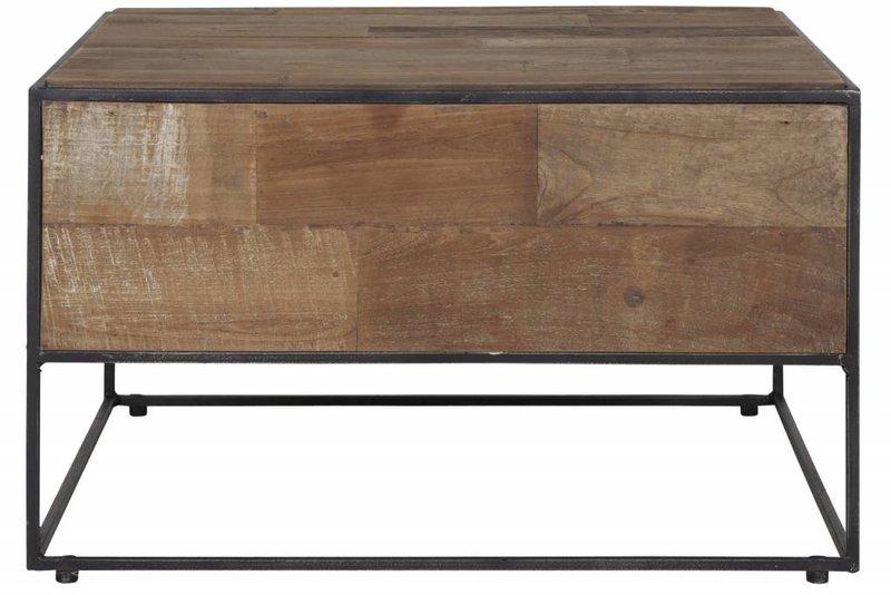 D-Bodhi Salontafel vierkant 35x60x60cm