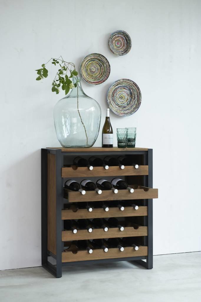 D-Bodhi Wijnkast, 5 laden
