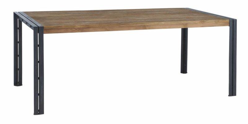 D-Bodhi Eettafel No.2 rechthoekig 78x200x100cm