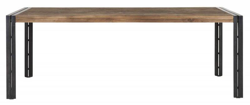 D-Bodhi Eettafel No.2 rechthoekig 78x225x100cm