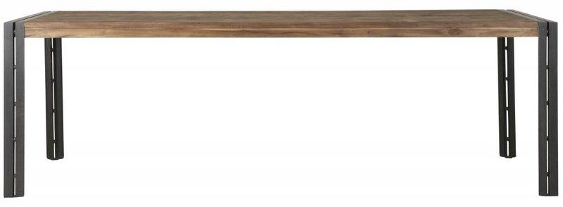 D-Bodhi Eettafel No.2 rechthoekig 78x250x100cm