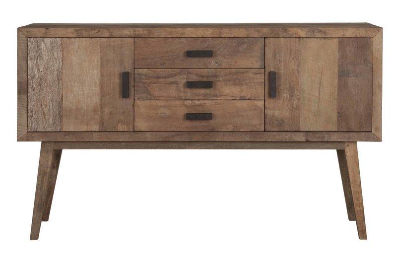 D-Bodhi Dressoir Vintage, 2 deuren, 3 laden