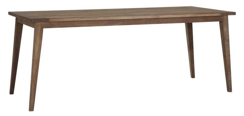 D-Bodhi Eettafel Vintage rechthoekig 78x200x80cm