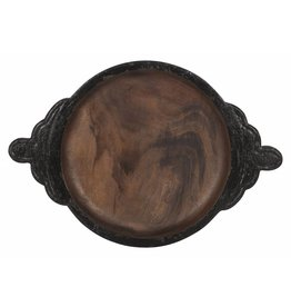 D-Bodhi Dienblad Medaillon, black