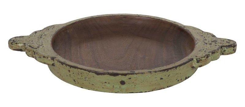 D-Bodhi Dienblad Medaillon, olive