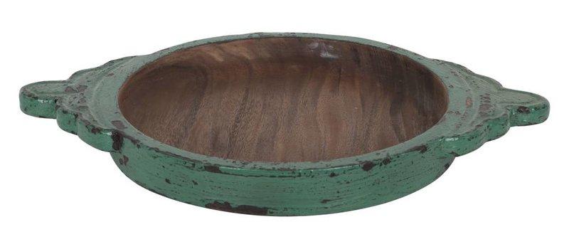 D-Bodhi Dienblad Medaillon, turquoise