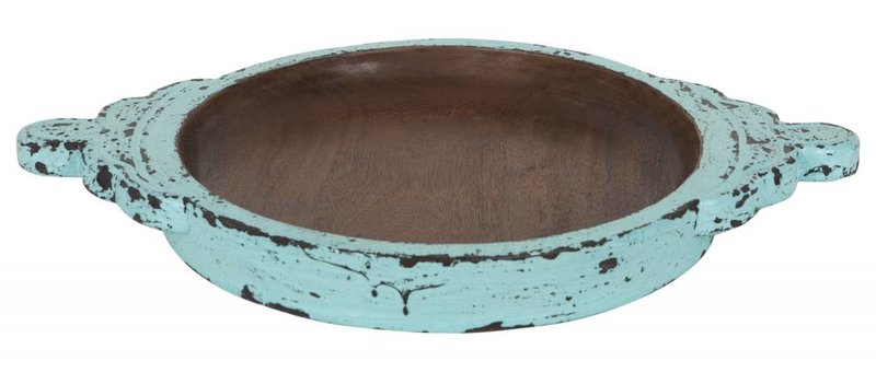 D-Bodhi Dienblad Medaillon, light blue
