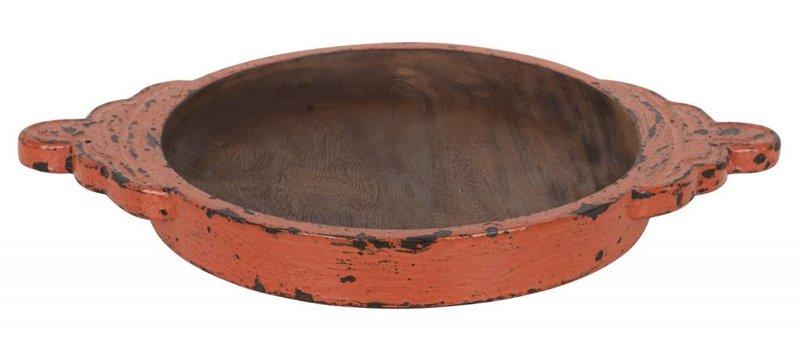 D-Bodhi Dienblad Medaillon, orange