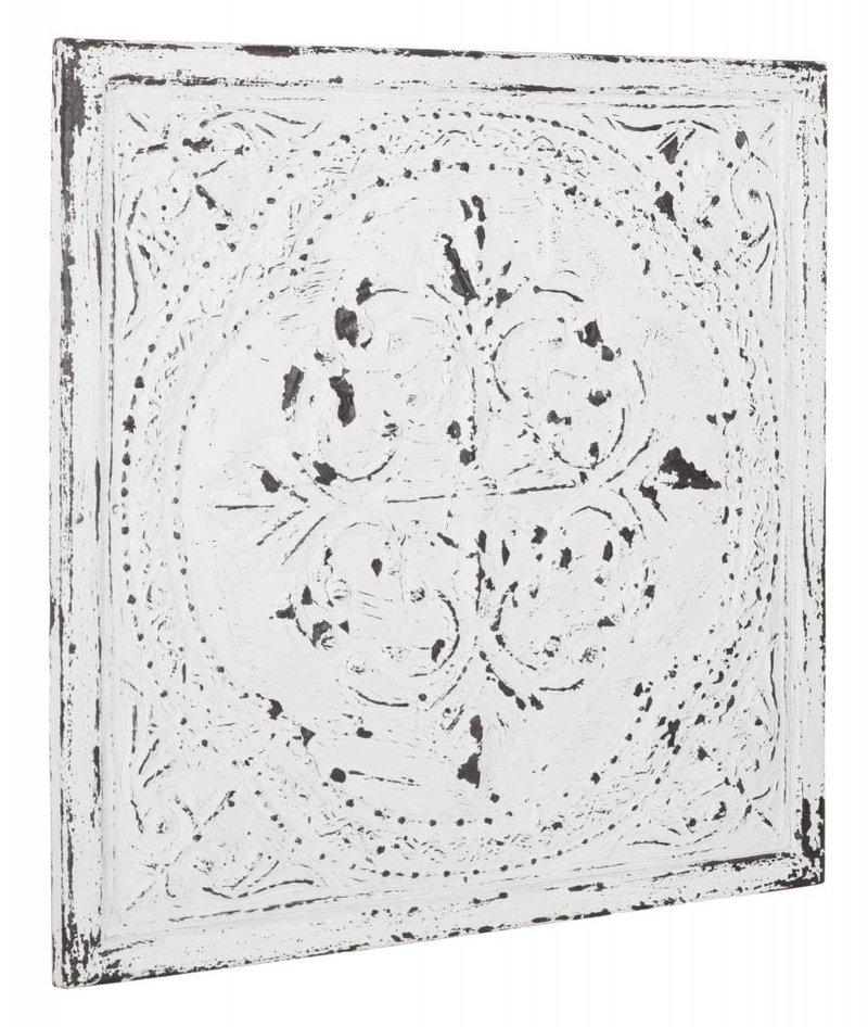 D-Bodhi Wall panel Versailles 67x67cm, white