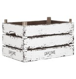 D-Bodhi Great Crate large, white
