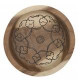 D-Bodhi Bowls Mandala, set van 2