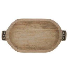 D-Bodhi Dienblad Aztec Oval
