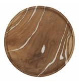 D-Bodhi Schalen Cream, set van 2