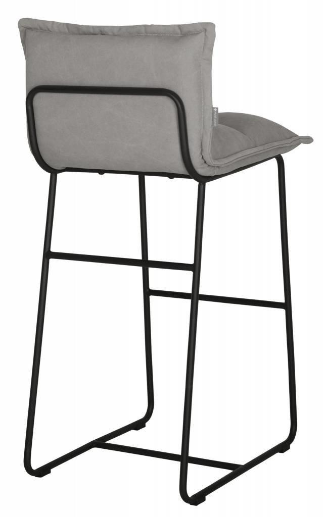 D-Bodhi Bar chair Cloud, stonewashed cotton grey