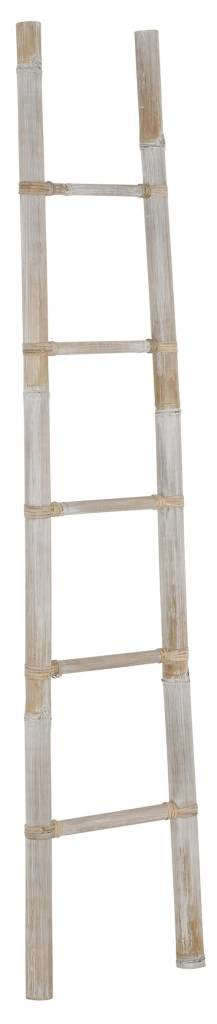 D-Bodhi Ladder Bamboo, whitewash