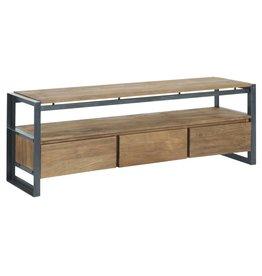 D-Bodhi tv meubel FD230113  met 3 laden 56x160x40