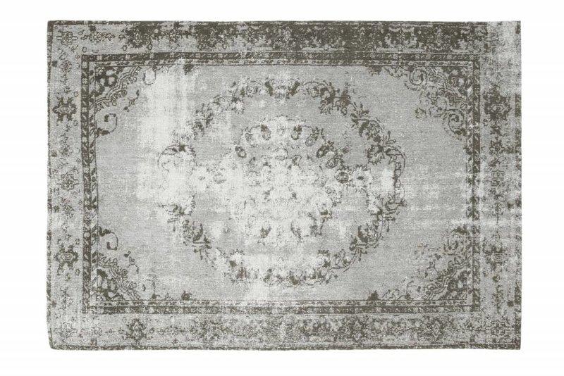 Light&Living Vloerkleed 230x160 cm ANBAR grijs