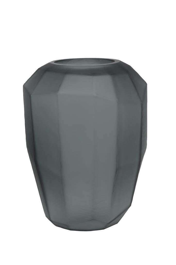 Light&Living Vase 29x26x38 cm FLAMENGO hellgrau