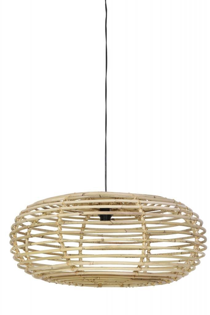Light&Living Hanglamp Ø70x30 cm ALANA rotan naturel