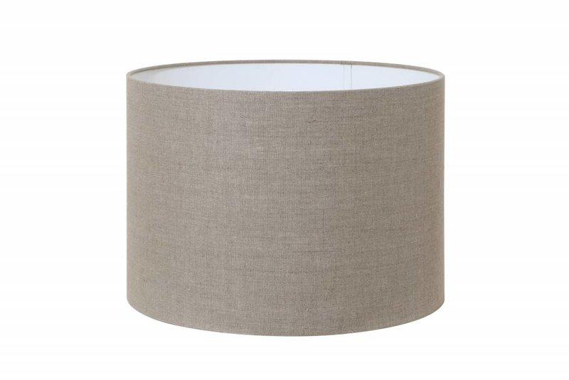 Light&Living Lampenschirm Zylinder 35-35-25 cm DARK LINEN