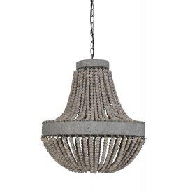 Light&Living Hanglamp kralen LUNA