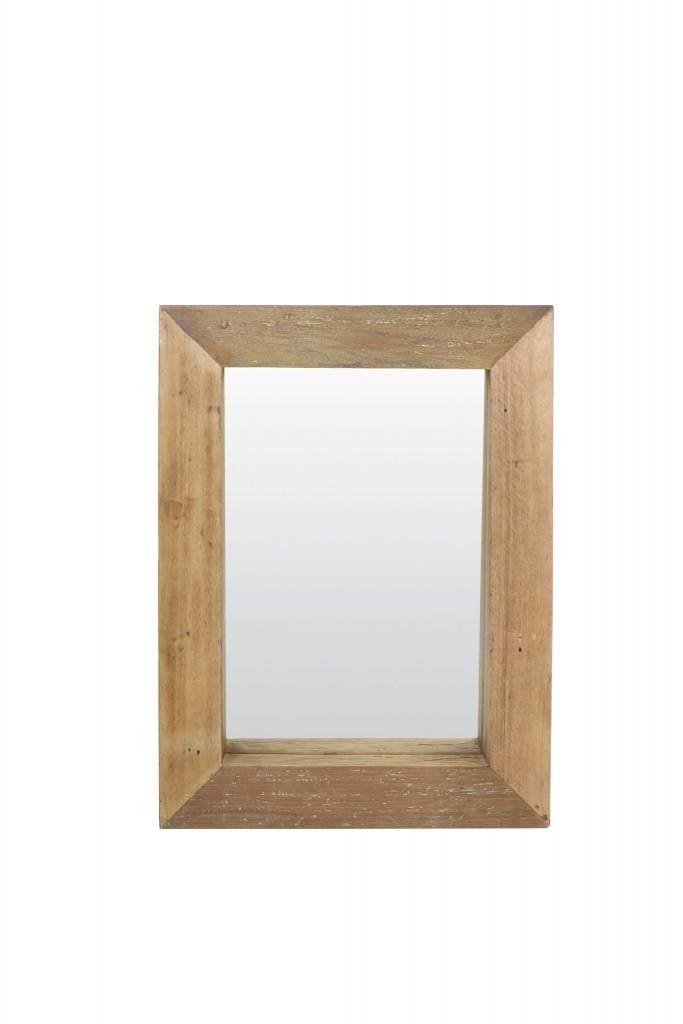 Light&Living Spiegel 75x16x100 cm VIEW hout