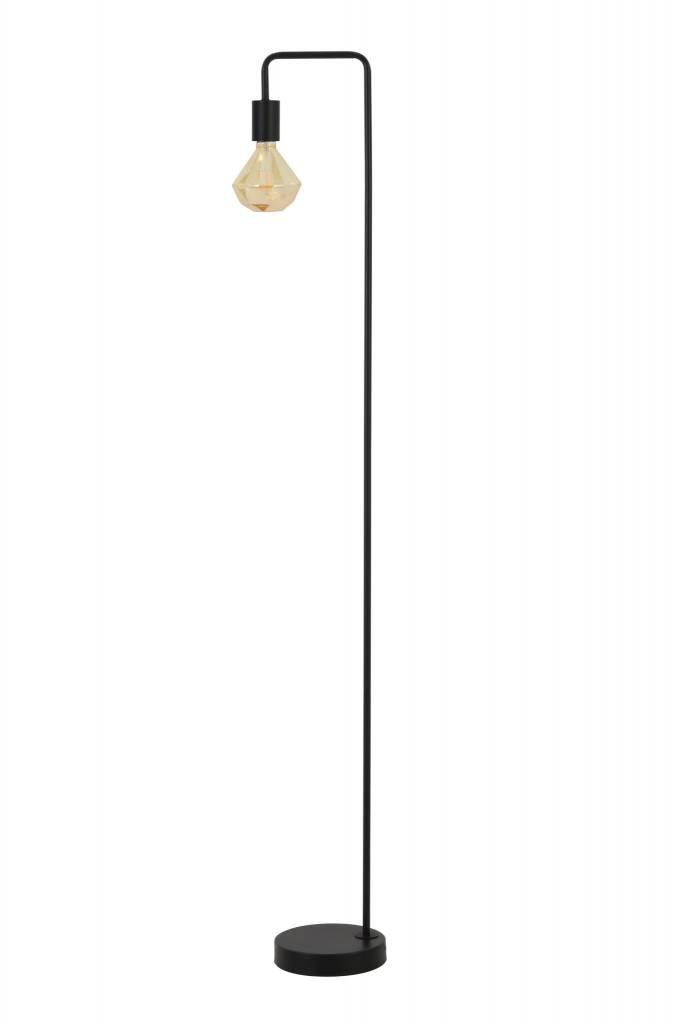 Light&Living Stehleuchte 22x18x145 cm CODY matt schwarz incl Lampe