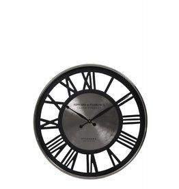 Light&Living Uhr MANAKU Ø50 cm