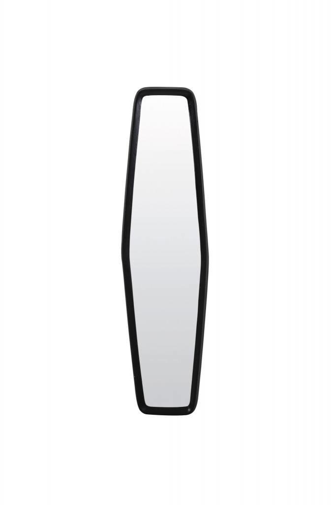 Light&Living Spiegel 32x4x120 cm FAJAH ruw mat zwart