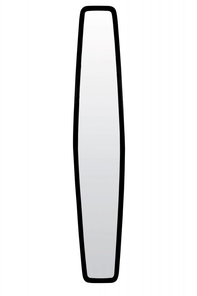 Light&Living Spiegel 32x4x174 cm FAJAH ruw mat zwart