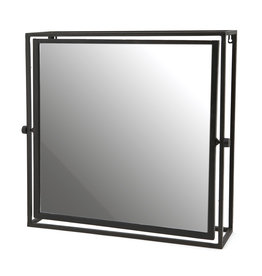 By-Boo Mirror in frame square