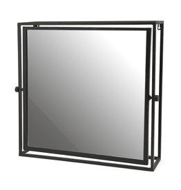 By-Boo Spiegel in Rahmen - Quadrat