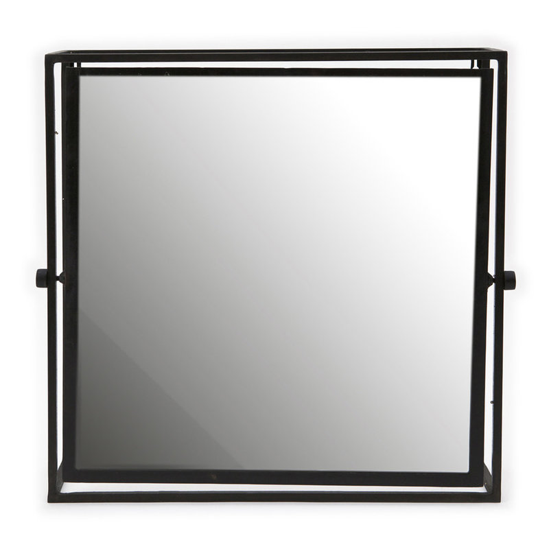 By-Boo By-Boo Mirror in frame square