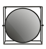 By-Boo By-Boo Mirror in frame round
