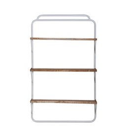 By-Boo Wall rack Alaska large - white