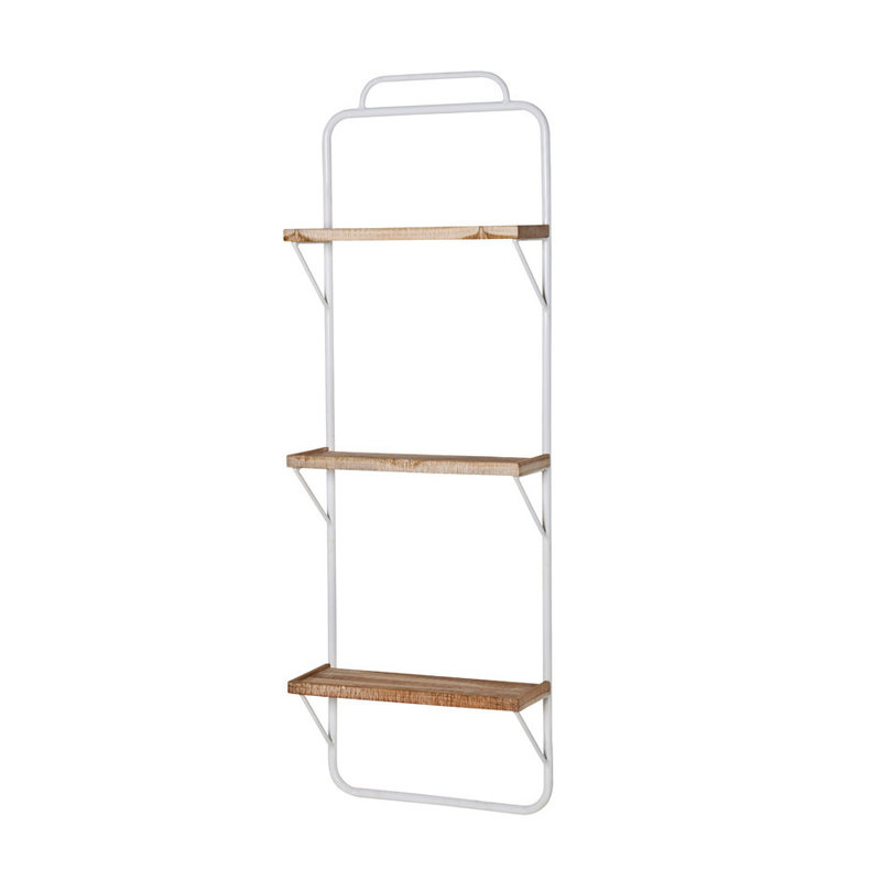 By-Boo By-Boo Wall rack Alaska small - white