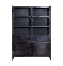 Eleonora Schrank Industriel - 4 Türen  2 Schubladen