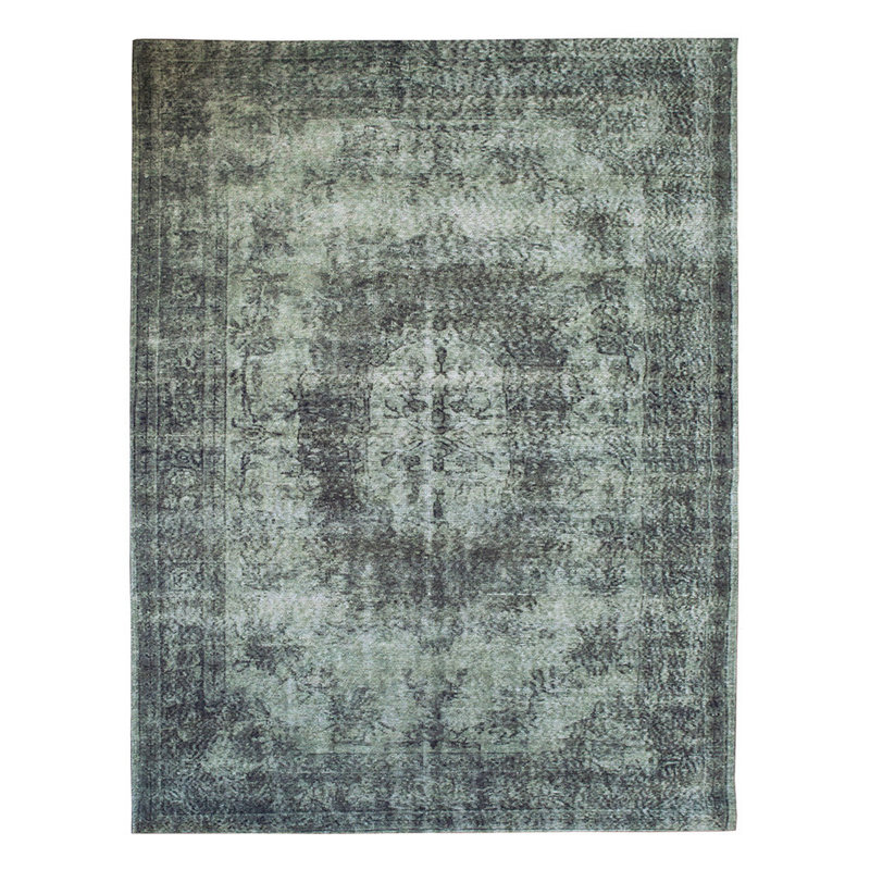 By-Boo By-Boo Carpet Fiore 200x290 cm - green