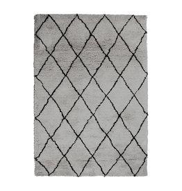 By-Boo Carpet Rox 160x230 cm - grey