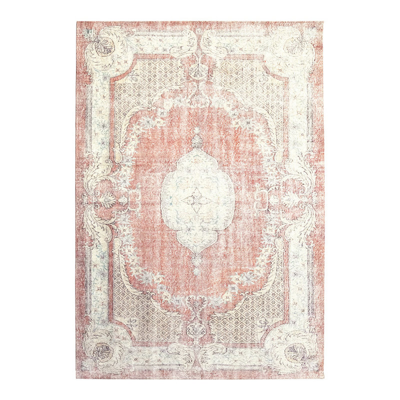 By-Boo By-Boo Carpet Mila 160x230 cm - red