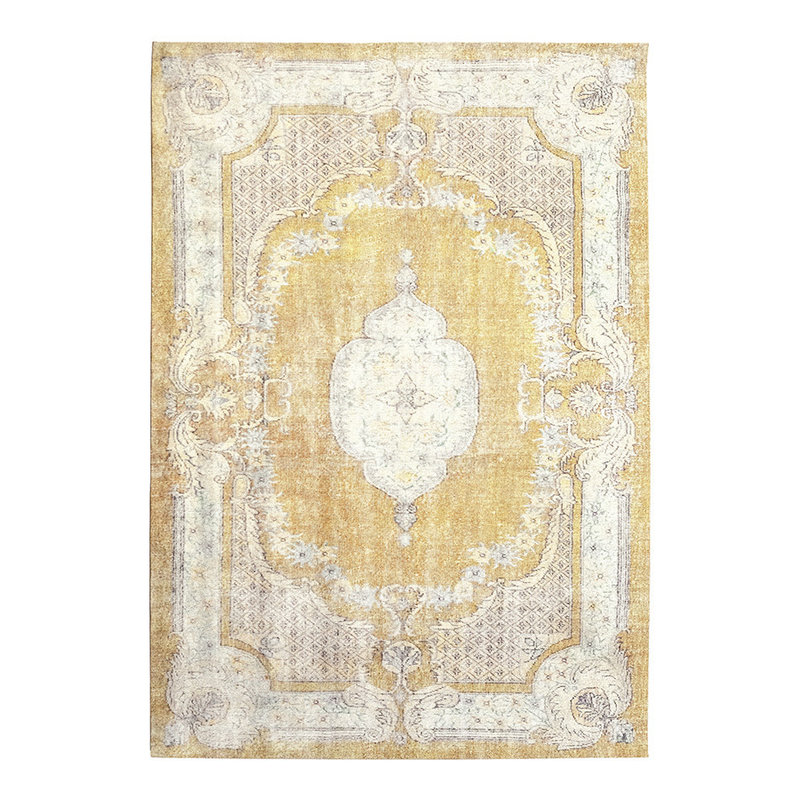 By-Boo By-Boo Carpet Mila 200x290 cm - yellow