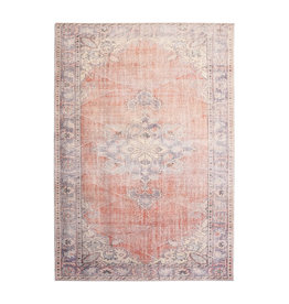 By-Boo Carpet Blush 200x290 cm - red