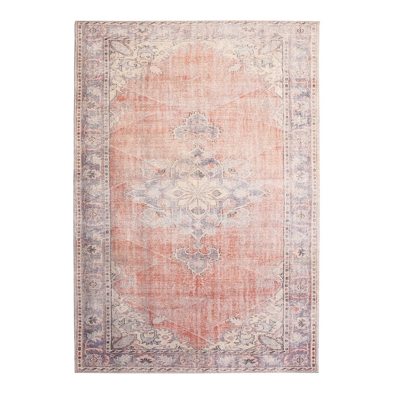 By-Boo By-Boo Carpet Blush 200x290 cm - red