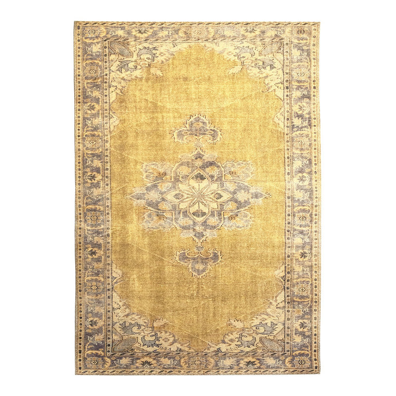 By-Boo By-Boo Carpet Blush 200x290 cm - yellow
