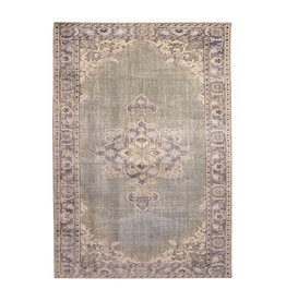 By-Boo Carpet Blush 160x230 cm - green